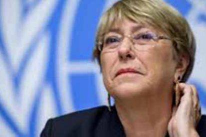 """El desahogo de Bachelet por las """"falsas expectativas"""" en Venezuela: """"Me ven como la Virgen María y creen que voy a hacer un Milagro"""""""