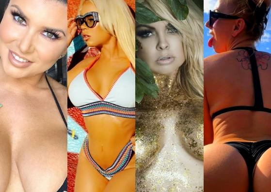El 'top 10' de las PornStar más sensuales de Instagram en 2019