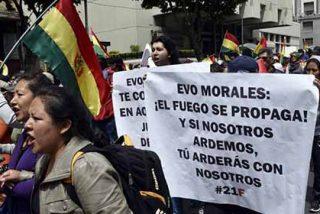 Incendios en la Amazonía: Mueren dos personas y un cabildo ciudadano pide un juicio contra Evo Morales