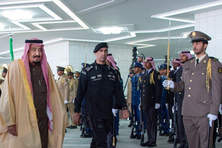 Asesinan al guardaespaldas 'estrella' del Rey de Arabia Saudí
