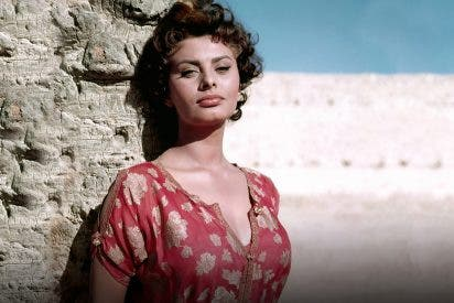 Sophia Loren: el mito erótico italiano llega a los 85 años y confiesa que