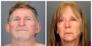 Supremacistas blancos ayudan en la fuga del matrimonio que asesinó a un inocente anciano