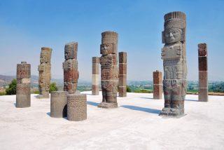 Los Atlantes de tula: ¿Extraterrestres o gigantes ancestrales?