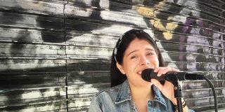 """Isabella Parada: """"Veo la vida como un musical"""""""