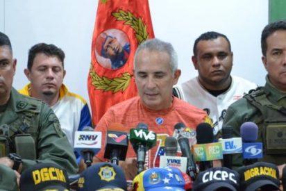 Líder chavista niega la presencia militar rusa en Venezuela y le callan la boca con las fotos que lo demuestran