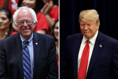 Bernie Sanders confiesa cuáles son las únicas dos cosas que admira de Donald Trump