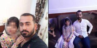 Un 'amor' perturbante: Una niña de 9 años se casa con un hombre de 28