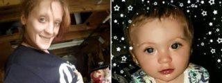 Una descerebrada madre da heroína a su bebé para hacerla dormir: Nunca más despertó