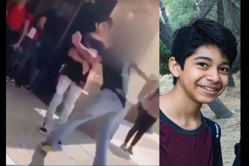 Bullying: Un estudiante latino de 13 años muere tras una brutal paliza