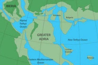 Hallan los restos de Gran Adria, el continente enterrado bajo los pies de Europa