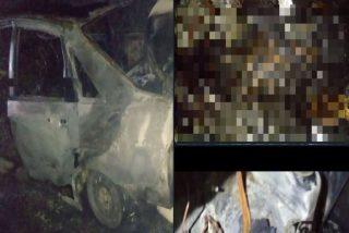 México: 'Asan' a una persona dentro del maletero de un coche... la escena que no hace dormir a los policías