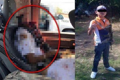 La familia de Juanito Pistolas reclama el cuerpo del 'mini narco' de 13 años