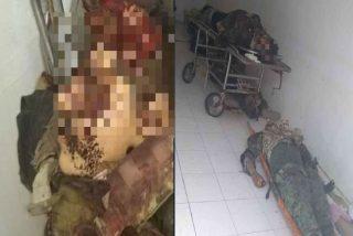 La policía mexicana revienta a balazos a Juanito Pistolas y a la 'Tropa del Infierno', quienes no tendrán cristiana sepultura