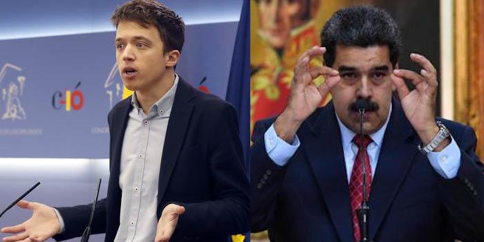 """Le callan la boca a Errejón por críticar el apoyo de Bolsonaro al chileno Pinochet: """"Qué hablas tú, si defiendes a Maduro, todo un asesino"""""""