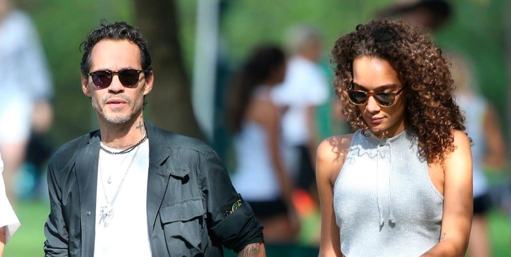 Mucho más 'sabrosa' que JLo: Así es la nueva novia de Marc Anthony