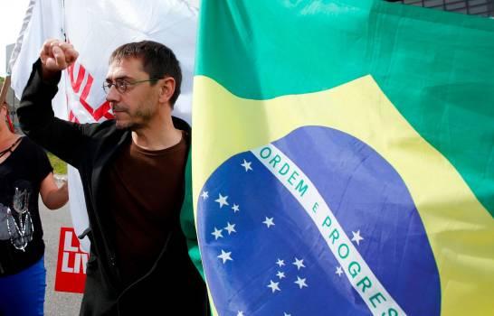 La cínica recomendación del corrupto Lula al títere de Cristina Kirchner: Sólo Monedero le compra la mentira y lo zarandean en Twitter