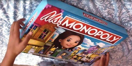 """La versión 'feminazi' de Monopoly que castiga a los hombres """"por diversión"""""""