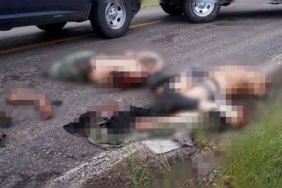 México: Un grupo de narcos desmembra a dos personas, pero se queda con las cabezas como trofeo