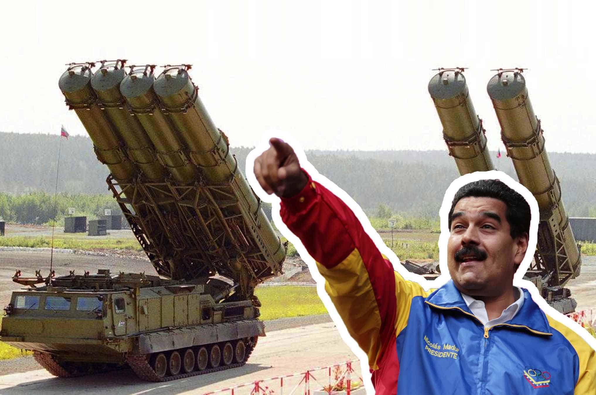 Mitzy Capriles de Ledezma: ¡A comer misiles!