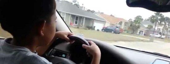 Un niño conduce por horas el coche familiar para vivir con extraño que conoció por Snapchat
