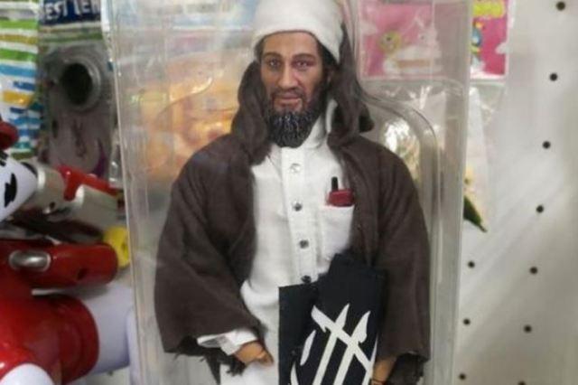 La juguetería rusa para los nostálgicos de las dictaduras y del terrorismo: Tienen 'muñecos' de Osama bin Laden, Hitler y Stalin