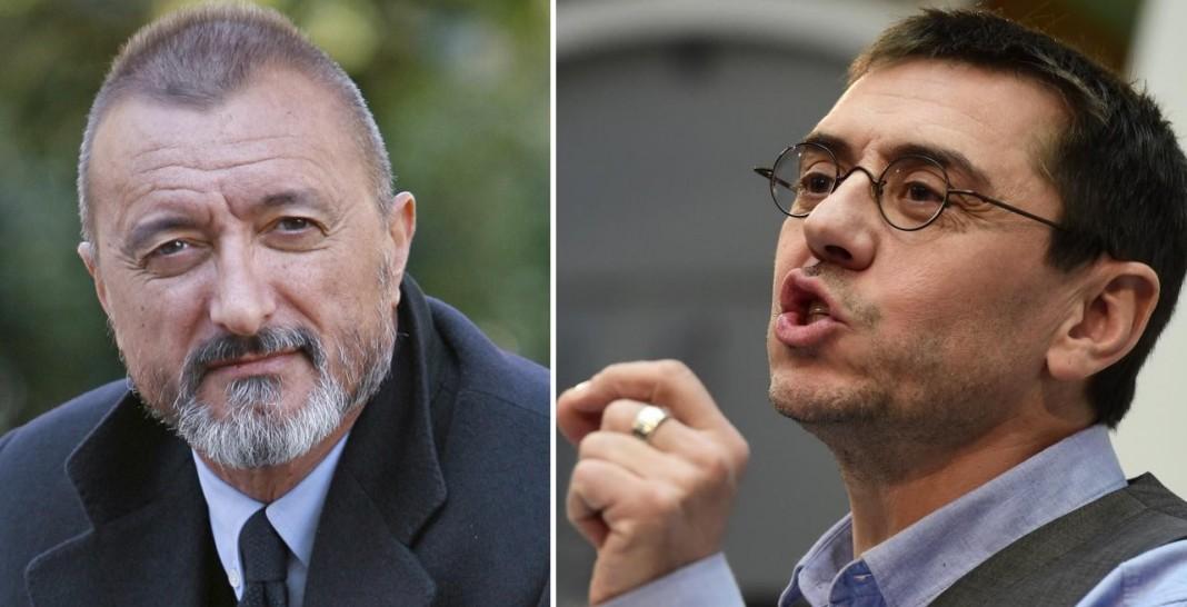 La 'pataleta' de Juan Carlos Monedero contra Reverte y la COPE por no reírle su 'pedo' chavista