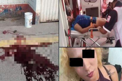 México: Sicarios asesinan a sangre fría a un travesti con un disparo en la cabeza