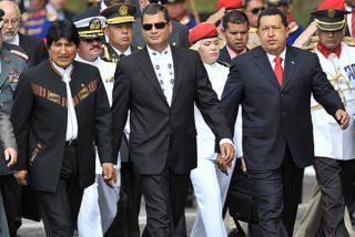 El 'club de los rojos': Dónde quedaron los principales 'amiguetes del poder' y asalariados de Hugo Chávez
