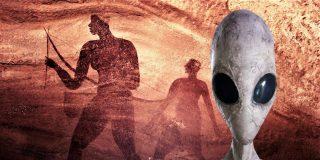 ¿Extraterrestres en el Sahara?