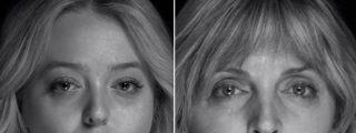 Vídeo: Un artista muestra Tiffany Trump y a su madre 'al desnudo'