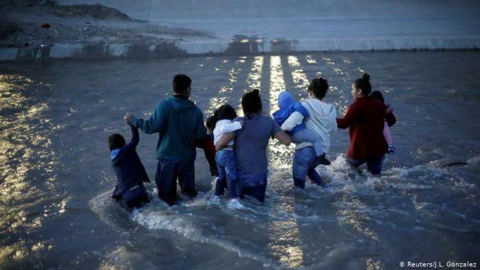 El nuevo drama venezolano: desaparecidos atravesando el Río Bravo