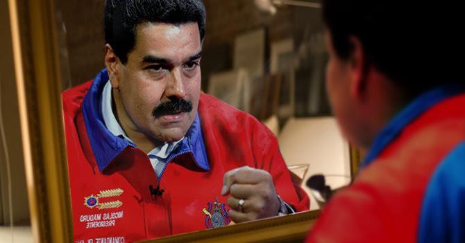 Opinión / Maduro frente al espejo: Un yo con yo