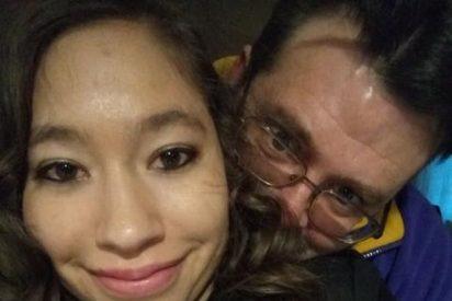 El peculiar historia de amor que comenzó en un Burger King: Ella tiene 22 años y su novio 53