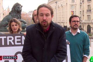 Tenía que quedar para sujetar pancartas: La alocada teoría reproductiva de Alberto Garzón que mata de risas a todos menos a los 'marqueses de Galapagar'