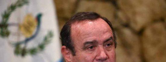 """Las primeras palabras del presidente electo de Guatemala al ser expulsado de Venezuela: """"Es un narcoestado"""""""