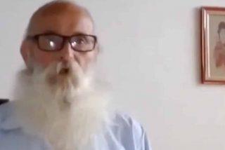 """España lo da por muerto, pero está vivo en Venezuela y sin cobrar la pensión: """"Yo, Ángel González Acosta, declaro que estoy vivo"""""""