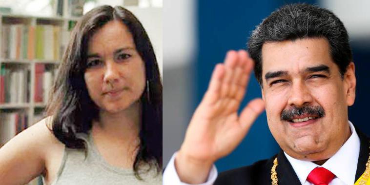 Exclusiva PD: La dictadura chavista paga el pasaje y hospedaje a la 'Pablo Iglesias del chavismo catalán' para promocionar su libro 'pro Maduro' en Caracas