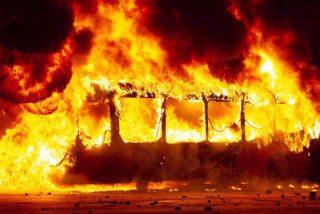 Destrozos, vandalismo y saqueo en Santiago de Chile terminan en estado de excepción decretado por el presidente Piñera
