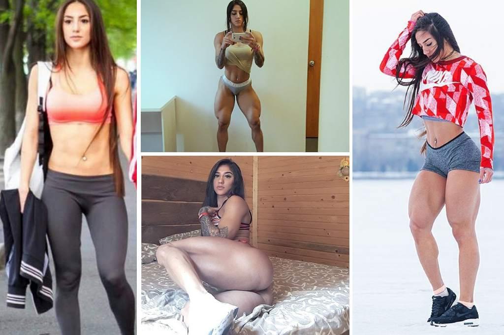 De víctima de bullying a 'mamita' adicta al gym: El radical cambio de Bakhar Nabieva
