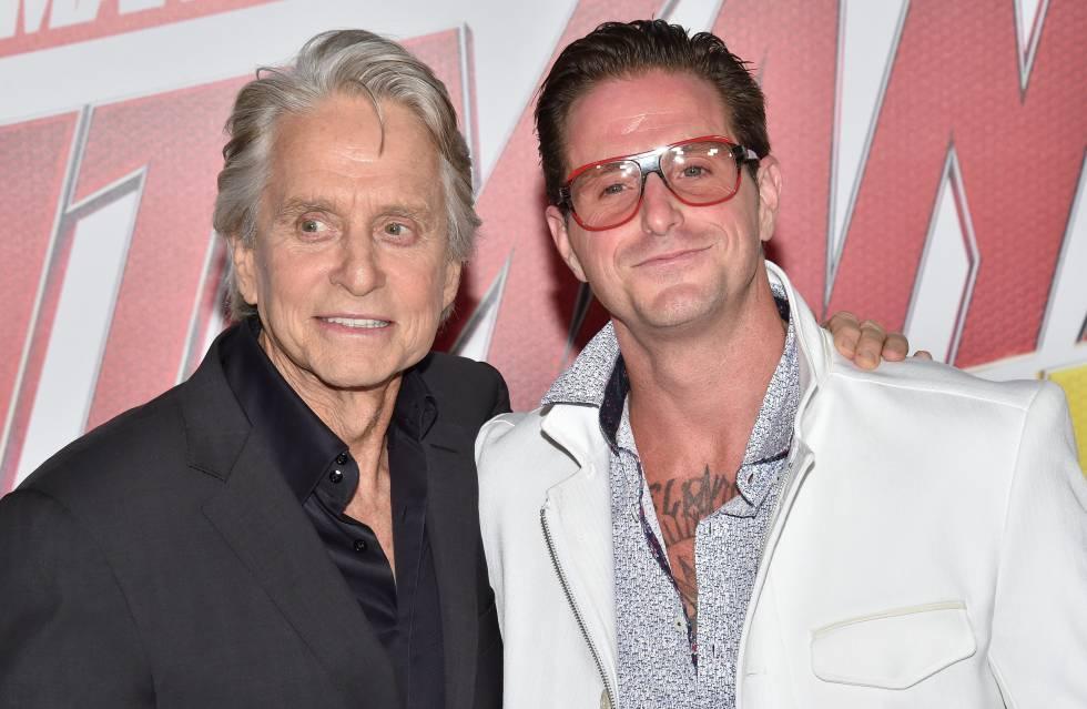 La turbia infancia del hijo de Michael Douglas: Adicción al sexo y noches de excesos con Jack Nicholson y Oliver Stone
