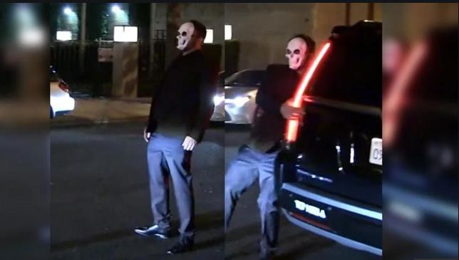 Ben Affleck recae en su adicción al alcohol: Las deplorables imágenes del actor en una fiesta por Halloween