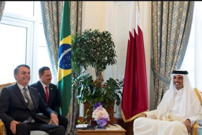 Arabia Saudita invertirá 10.000 millones de dólares en el Brasil de Jair Bolsonaro