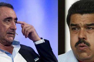 """Carlos Herrera entierra al sátrapa Nicolás Maduro por su última """"gilipollez"""""""