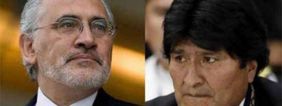 """Carlos Mesa quita la careta al partido de Pablo Iglesias: """"Podemos forma parte de la red de seguridad de Evo Morales"""""""