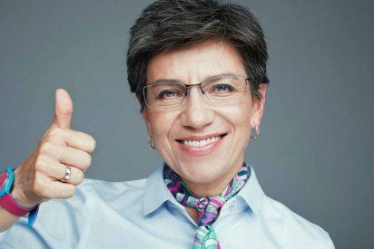 La alcaldesa lesbiana y socialista de Bogotá se 'estrena' al mejor estilo chavista: Ningunea a la prensa crítica