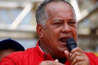 """El narco Diosdado Cabello soltó todo su odio contra Josep Borrell y """"las mafias"""" de los partidos españoles"""