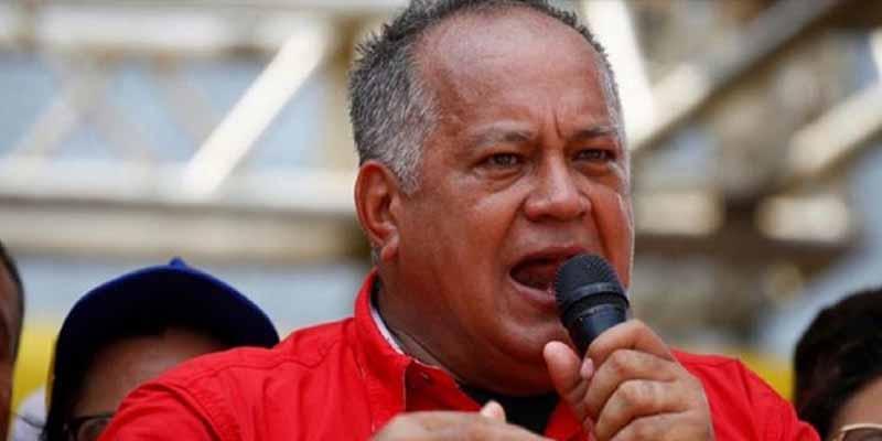 El caradura Diosdado Cabello llamó a la lucha contra la violencia de genero y hasta Chávez lo tildó de machista