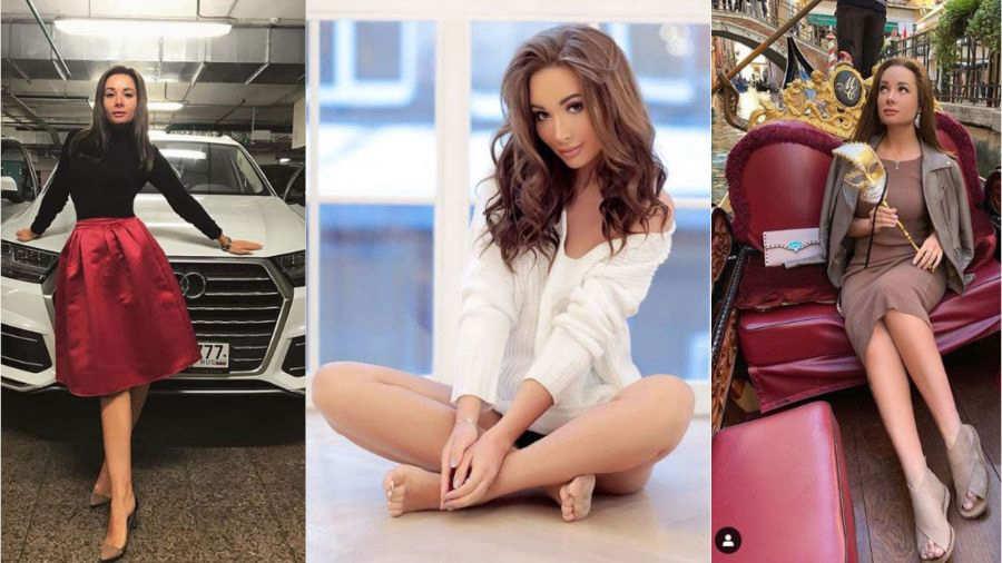 Asesinan a una bella influencer rusa: Su cuerpo quedó escondido 'doblado' y desnudo en una valija