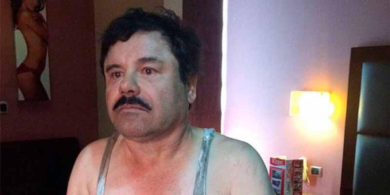"""Este es el nuevo trabajo de Joaquín """"El Chapo"""" Gúzman"""