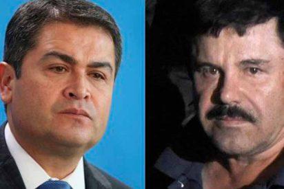 """Los tentáculos del narco: Estados Unidos acusa al presidente de Honduras por recibir pagos de """"El Chapo"""" Gúzman"""